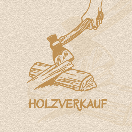 Holzverkauf bei der AGRO-Fleischrind GmbH