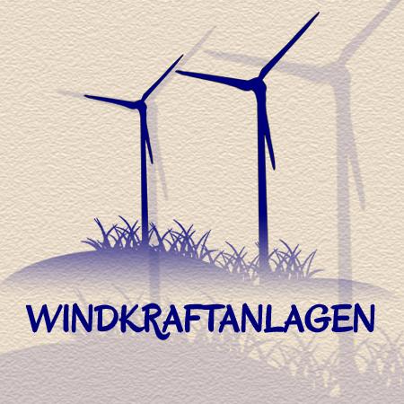 Windkraftanlagen der AGRO-Naturenergie GmbH